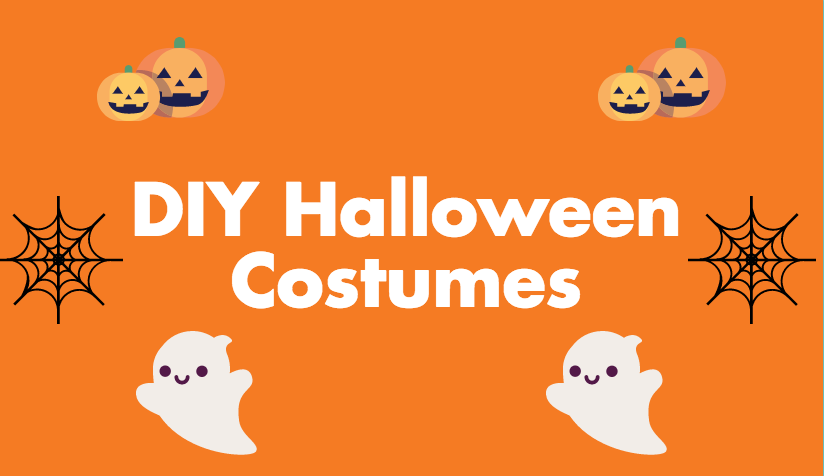 While Halloween may be a few weeks away, it is never too early to start planning for your costume. Here are some easy do-it-yourself Halloween costumes to help you out. Infographic by Nelly Rouzroch.