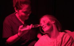 Class of 2018 creates Eastern Star Infirmary themed haunted house