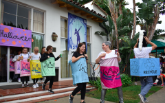 Archer community celebrates annual Halloween festivities despite weather