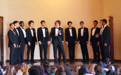 Exclusive: Harvard a cappella group 'The Krokodiloes' performs, shares stories