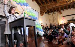 'Moving Archer Forward': Community celebrates groundbreaking for Campus Master Plan