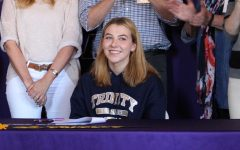 Setter Locke Luhnow signs National Letter of Intent for Trinity College volleyball
