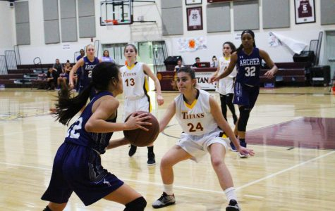 Varsity basketball eliminated in CIF playoffs, finishes 'emotional' season