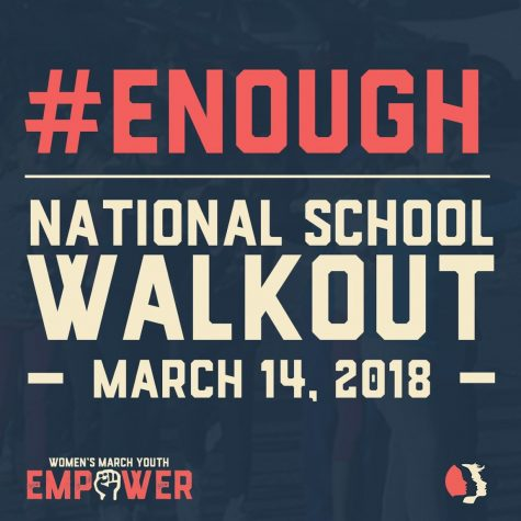 Livestream: Community participates in #Enough National School Walkout