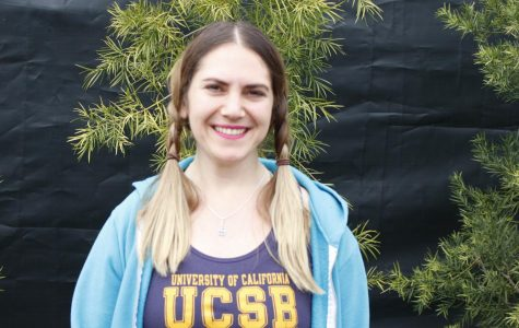 Math Fellow Jessica Mkitarian shares passion for environment