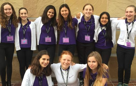 Middle school STEM students attend LACSEF, win in four categories