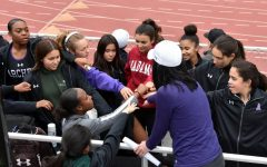 Varsity track wins Liberty League finals for first time in school history
