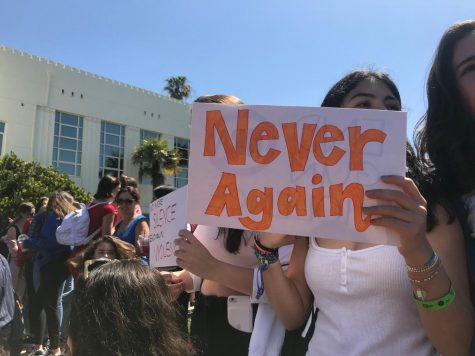 'We call B.S.:' Student organized rally calls for advocacy, gun legislation reform