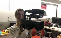 Senior Marlena Lerner creates films, hopes to inspire other female filmmakers