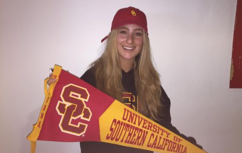 Junior Gwen Strasberg accepted into USC Resident Honors Program, intends to forgo senior year