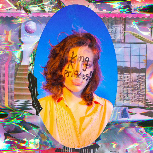King Princess poses for a picture. The 19-year-old from Brooklyn is changing the music business as we know it by rejecting the status quo and developing her unapologetic lyrics.