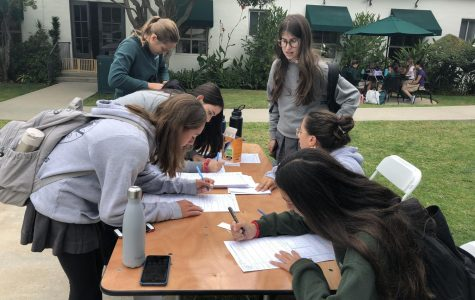 Students pre-register to vote in 2020 election