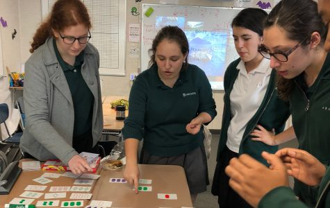 'Mistakes are welcome': Math Team plays games, participates in national exams