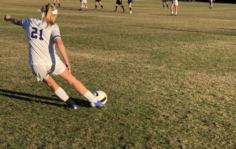 Varsity soccer plays first game, team members 'optimistic' about new season