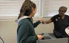 Archer students head to polls, vote in midterm elections