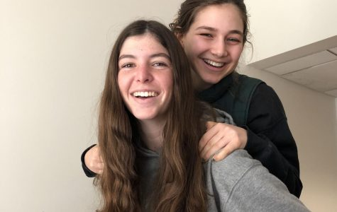 Q&A with 2018-2019 equestrian captains: Maddy Benfield, Ella Frey