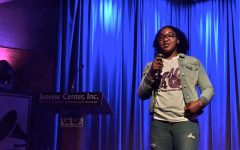 Sophomore Nadia Charles leads Jeneration J, 'speaks up' for victims of domestic violence