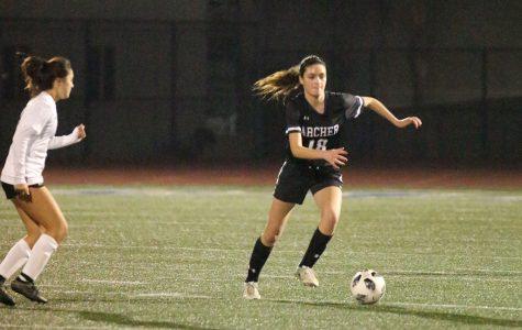 Varsity soccer loses to Pomona Catholic 2-0