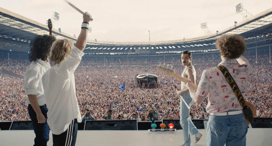Review: 'Bohemian Rhapsody' is a royal tribute to Queen