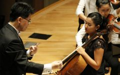 Three students travel to Fresno for All-State orchestra