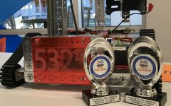 'It's the farthest we've ever gone': Robotics team competes, fosters 'community'