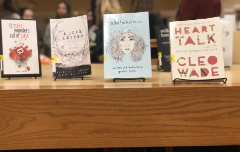 From Screen to Page: Archer's Library introduces 'hot new reads' to Digital Bulletin Board