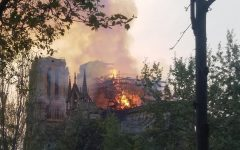 'It's absolutely tragic': Archer reacts to Notre Dame Cathedral fire
