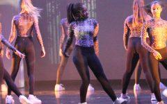 Goddess of Versatility: Sophomore Zahra Umoja dances into the lead