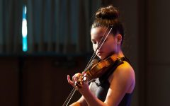 Camila Blank wins international violin competition