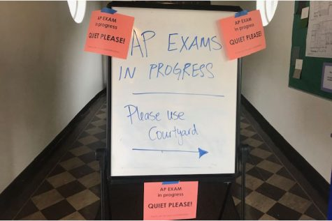 Archer students complete AP exams