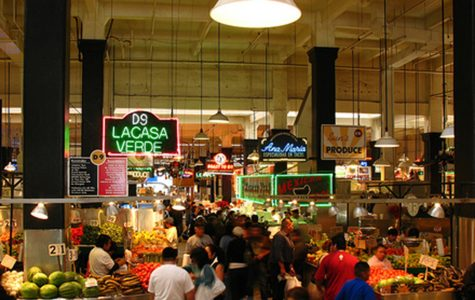 Review: Grand Central Market offers delicious food, unique experience