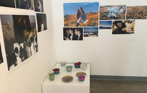Fire and Film: Ceramicist Sandy Frank, photographer Olivia Woolf present senior art shows