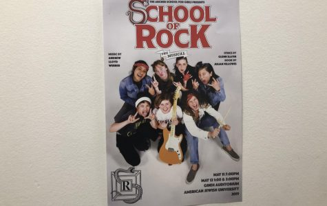 'I just loved every moment': Middle school performs 'School of Rock'