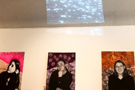Madison Dea, Megan Escobar take 'a detour through the mind' in collaborative senior art show