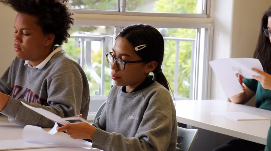 Students of color reflect on code-switching at Archer