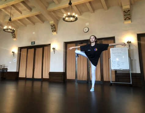 Dancers aim to present 'Grimm' interpretation of fairytales in annual show