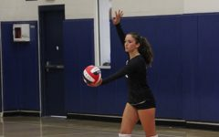 Q&A with varsity volleyball player Bella Morgan