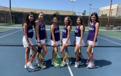 Practice makes perfect: JV tennis experiences 'growth' throughout season