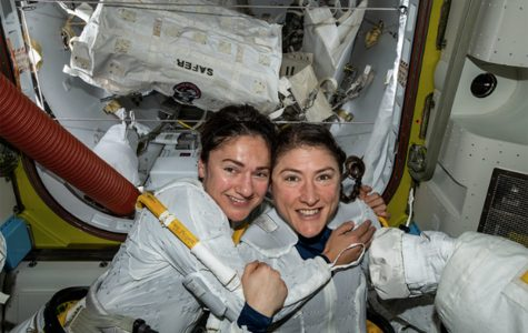 HERstory in space: NASA astronauts Jessica Meir, Christina Koch conduct first all-female space walk