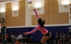 Junior varsity volleyball improves skills, 'creates positive dynamic'