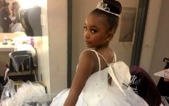 Sydney Curry performs in Debbie Allen's 'Hot Chocolate Nutcracker'