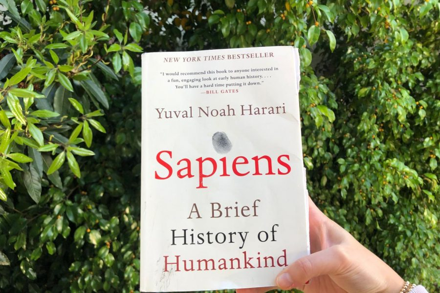 Sapiens%3A+A+Brief+History+of+Humankind+is+a+non-fiction+book+that+details+the+human+existence+in+an+easily+digestible+way.+While+it%27s+not+a+book+about+environmental+activism%2C+learning+about+the+history+of+the+Homo+Sapien+species+is+an+eye-opening+experience%2C+and+one+I+believe+should+be+a+fundamental+aspect+of+education.