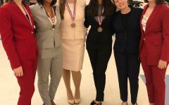 Speech and debate team 'rounds out' 2019 with victories