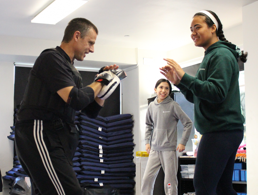 'No! No! No!': Archer implements self-defense program into sophomore fitness curriculum