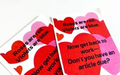 Students comment on 'materialistic,' exclusive culture of Valentine's Day