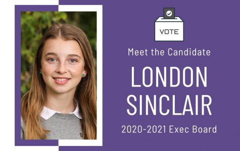 Meet the Candidate: London Sinclair '22