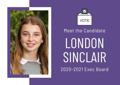 Meet the Candidate: London Sinclair
