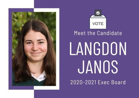 Meet the Candidate: Langdon Janos