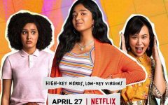 A promotional photo for the Netflix original