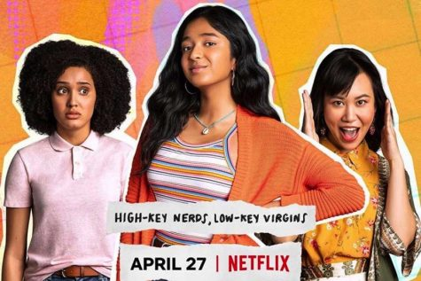 "A promotional photo for the Netflix original ""Never Have I Ever."" The first season of the show premiered on April 27."